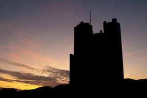 Castle on the Prairie