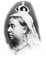 Queen Victoria ushered in the Victorian age