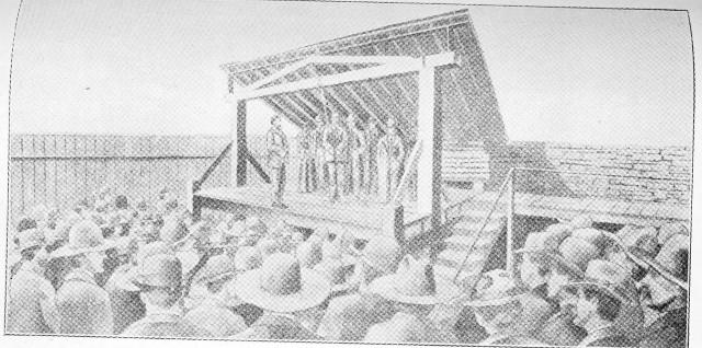 gallows Ft. Smith
