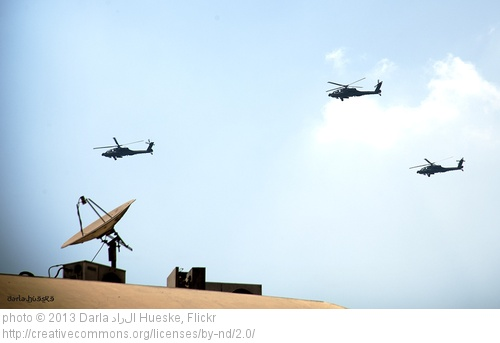 Helicopters in war