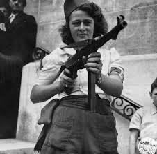 French Partisan WW II