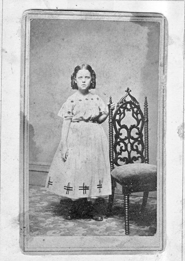 Young ladies 1800s