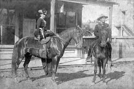Belle Starr Side Saddle