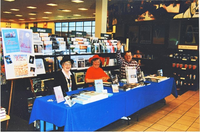 90s Book Signing