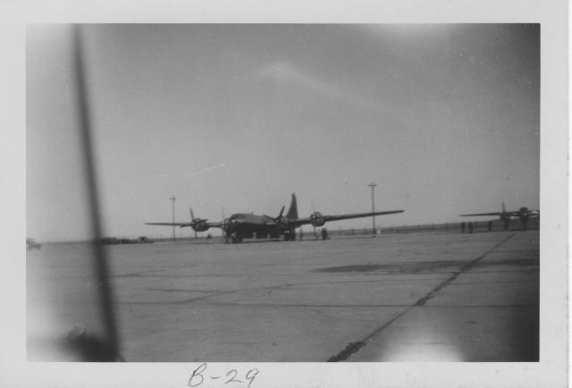 B 29 Boeing