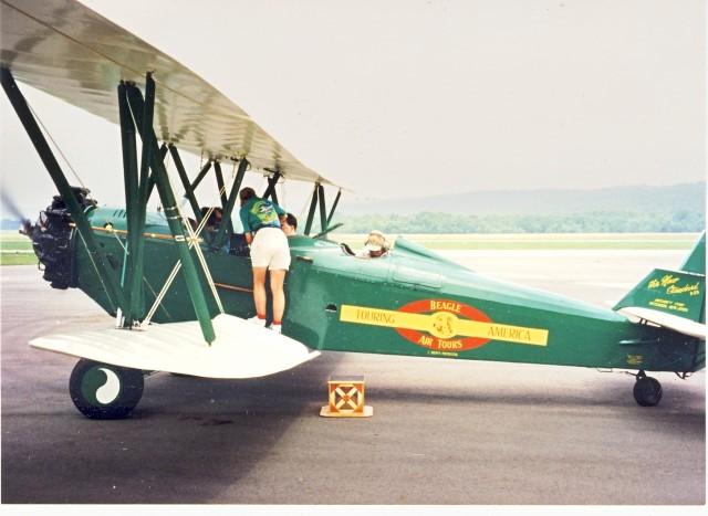 Kittinger plane