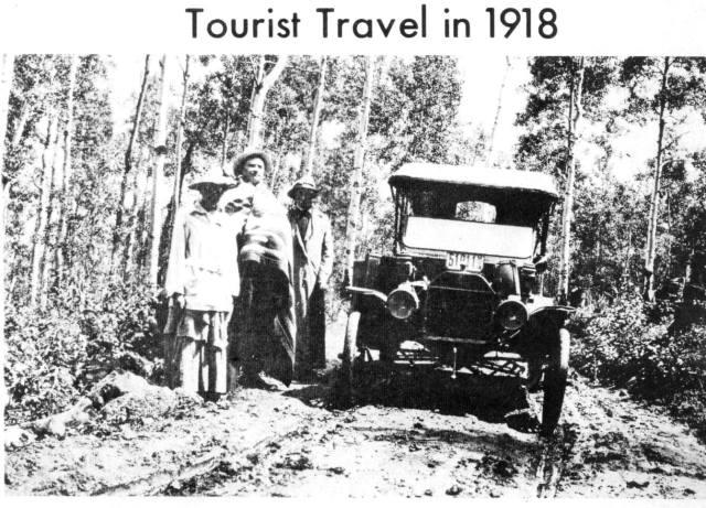 old car Ozarks